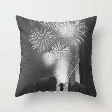 Maximum Big Surprise Throw Pillow