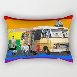 Pride GISHBUS Rectangular Pillow