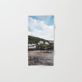 Port Isaac harbour Hand & Bath Towel