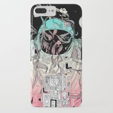 Life is Invading My Space iPhone 7 Plus Slim Case