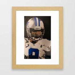 Romo Framed Art Print