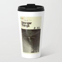 STRANGER THING Inspired Travel Mug
