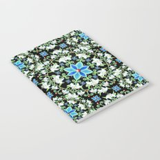 Beaux Arts Folkloric Lily Notebook