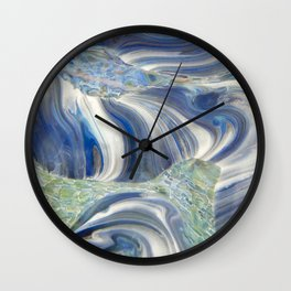 Arctic (Version 2) Wall Clock