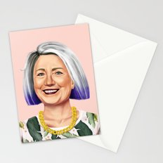 Hipstory - Hillary Clinton Stationery Cards
