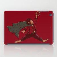air jordan iPad Cases featuring Air Frodo by Taylor Rose
