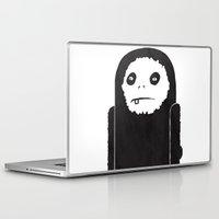 yeti Laptop & iPad Skins featuring Yeti by Shy Ghoul