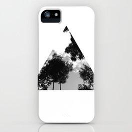 Hawaii Palm Jungle iPhone Case