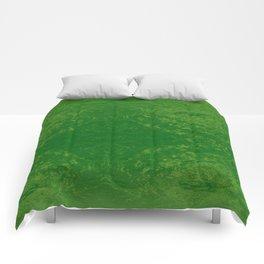 Bright Sea Foam Water Comforters