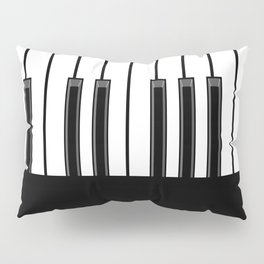 Ebony & Ivory Pillow Sham