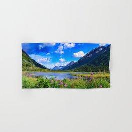 God's Country - IV, Alaska Hand & Bath Towel