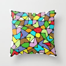 Yzor pattern 130001 Connexions  Throw Pillow