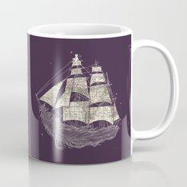Wherever the wind blows Coffee Mug