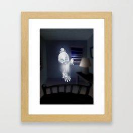 il Fantasma Framed Art Print