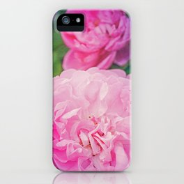 The World Smelled of Roses iPhone Case