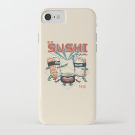 Sushi Squad iPhone Case