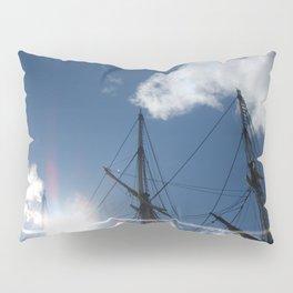 Salem Wooden ship Pillow Sham