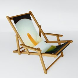 Calla Lily Sling Chair