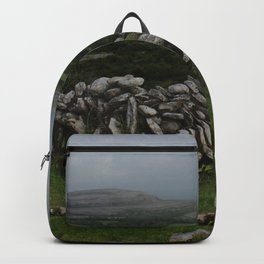 The Irish Wild West (County Clare) Backpack
