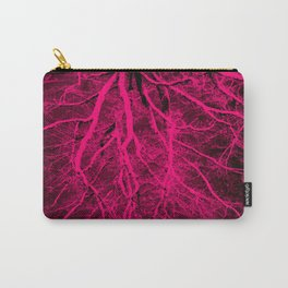Twisted Dreams Hot Pink Carry-All Pouch