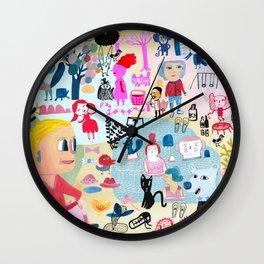 PARK LIFE 2 Wall Clock