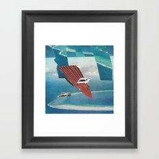 arsicollage_8 Framed Art Print