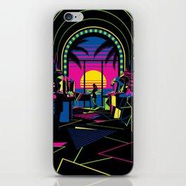 Arcade Saloon iPhone Skin