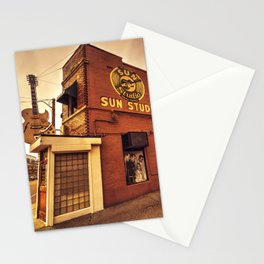 Sun Studios Memphis Stationery Cards