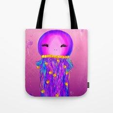 Princess Jelly Tote Bag