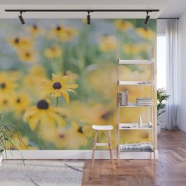 Field of Sunshine Wall Mural