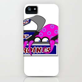 Canned Octopus iPhone Case