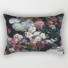 FLOWERS FLOWERS FLOWERS ... JUST FLOWERS (FLORAL) Rectangular Pillow
