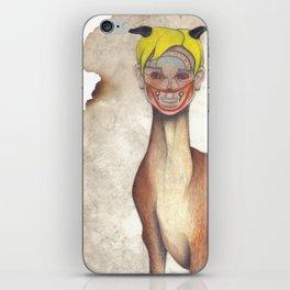 Deer Child iPhone Skin