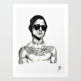 Bad Boy Art Print