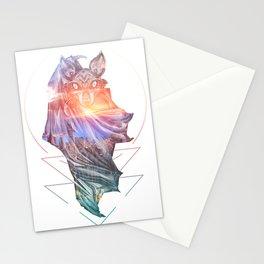 Spirit of the Bat Stationery Cards