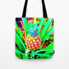 Pineapple Creation Tote Bag