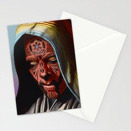 Darth Muchacho Stationery Cards