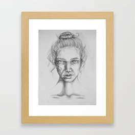 Jocelyn Framed Art Print