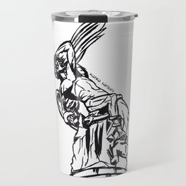 Angel Caido Travel Mug