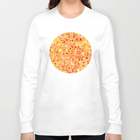 Confetti Pattern 03 Long Sleeve T-shirt