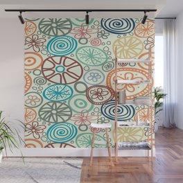 Wheels, Multi Wall Mural