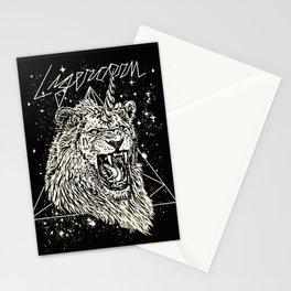 Ligercorn Stationery Cards