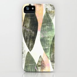 Kanu Print iPhone Case