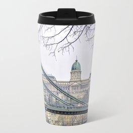 Chain Bridge. Travel Mug