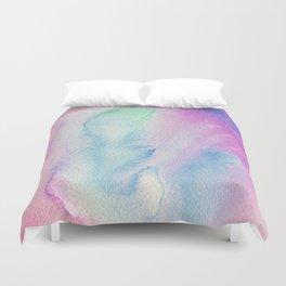 Nebulosa acuatica Duvet Cover