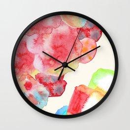 Candy dreams Wall Clock
