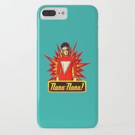 Nanu Nanu     Mork     Robin Williams Tribute iPhone Case