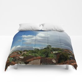 Antennas and Clouds Comforters