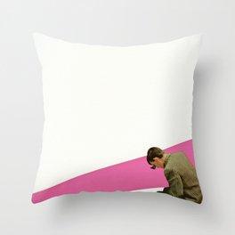 Urban Planning Throw Pillow
