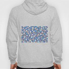 Mosaic Pattern Hoody